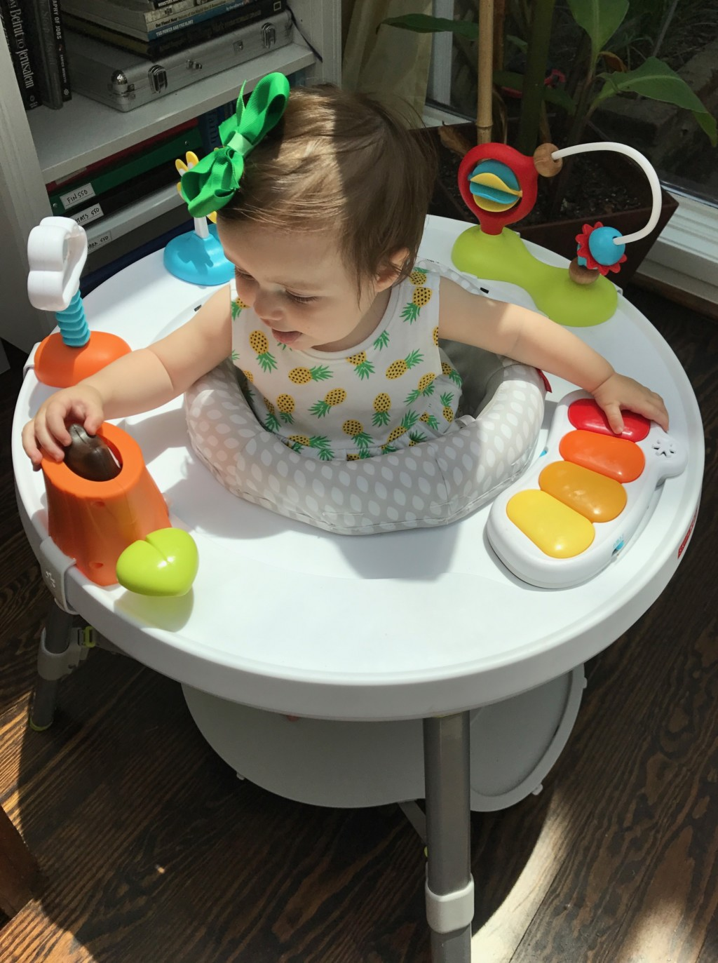 Baby Gear for Small Spaces - Skip Hop Activity Center