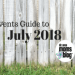 July 2018 Family-Friendly Events Guide