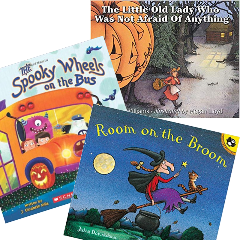 The Best Halloween Books for Toddlers - Paperback