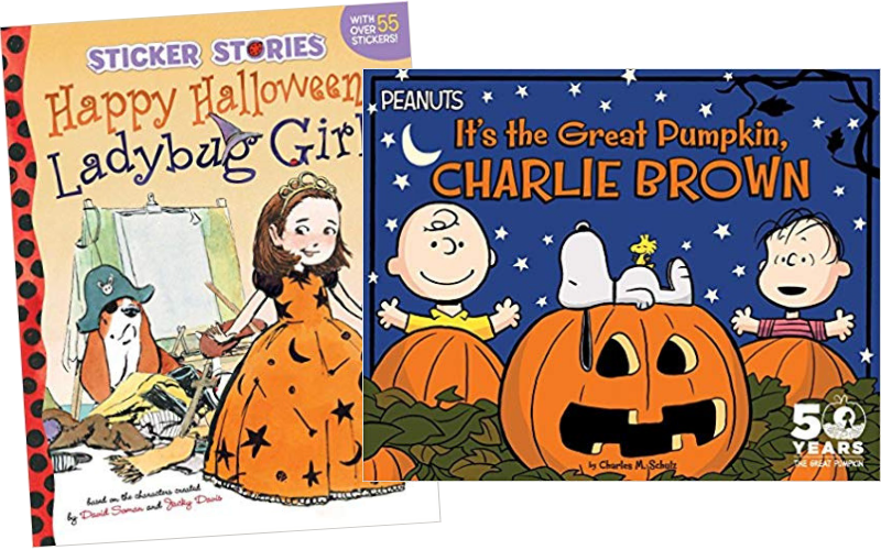 The Best Halloween Books for Toddlers - Paperbacks