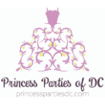 princess birthday parties dc