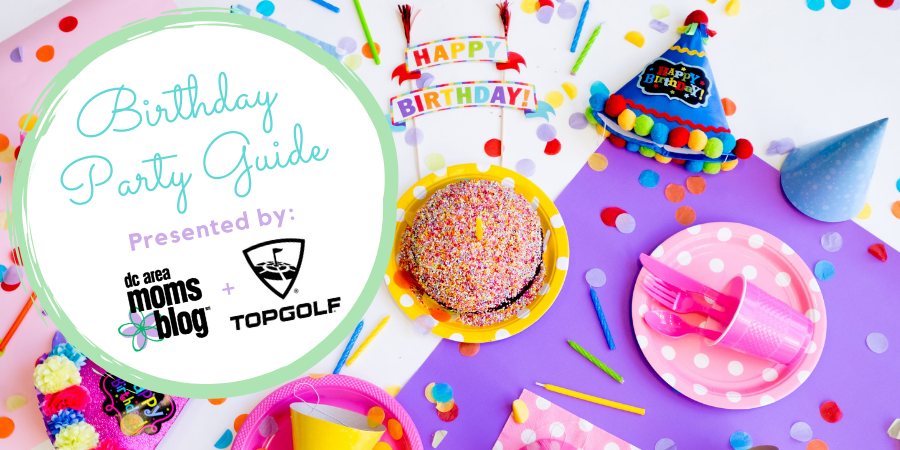 DC Area Birthday Party Guide
