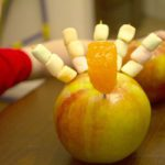 Make This Adorable Apple Turkey Craft For Your Thanksgiving Table