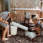 Mud Helps Kids Learn: Here's How to Do it in a Tiny DC Backyard