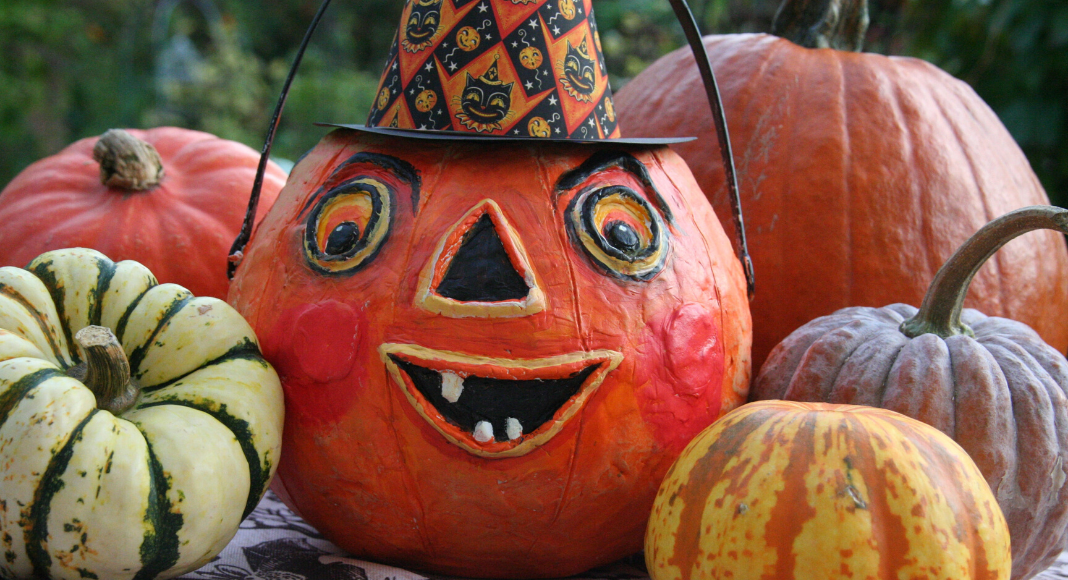 family-friendly October events