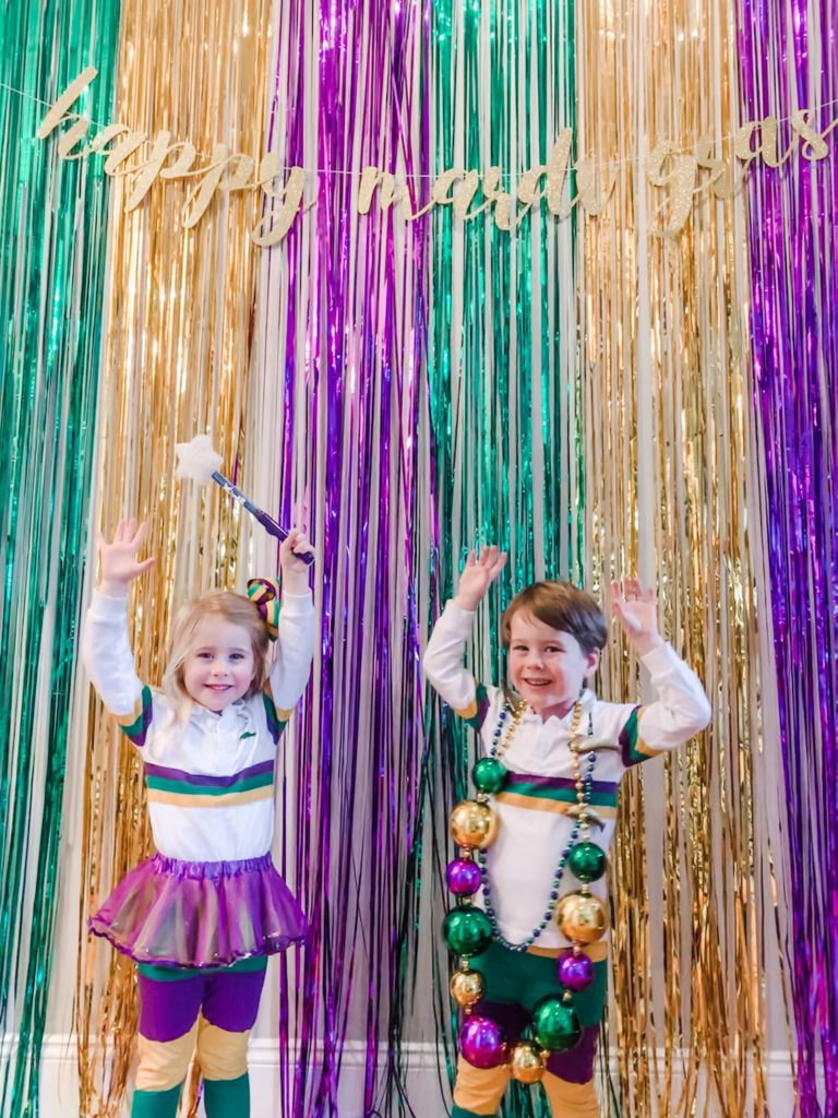 Mardi Gras Twins in DC
