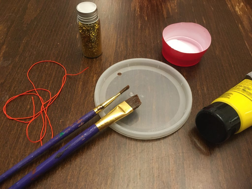 Make your own medal supplies