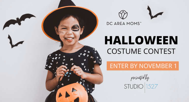 DC Area Moms' Halloween Costume Contest