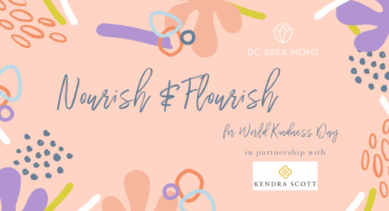 Join Our Nourish & Flourish Event with Kendra Scott Benefitting the DC Diaper Bank on Nov. 12