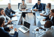 join a committee or board of directors