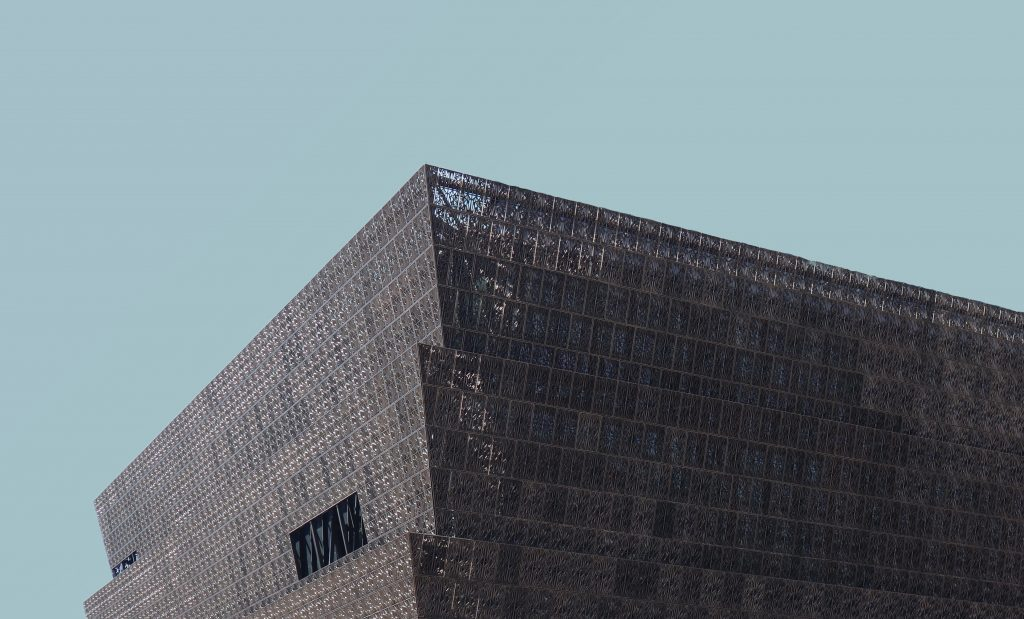 The National Museum of African American History and Culture in D.C.