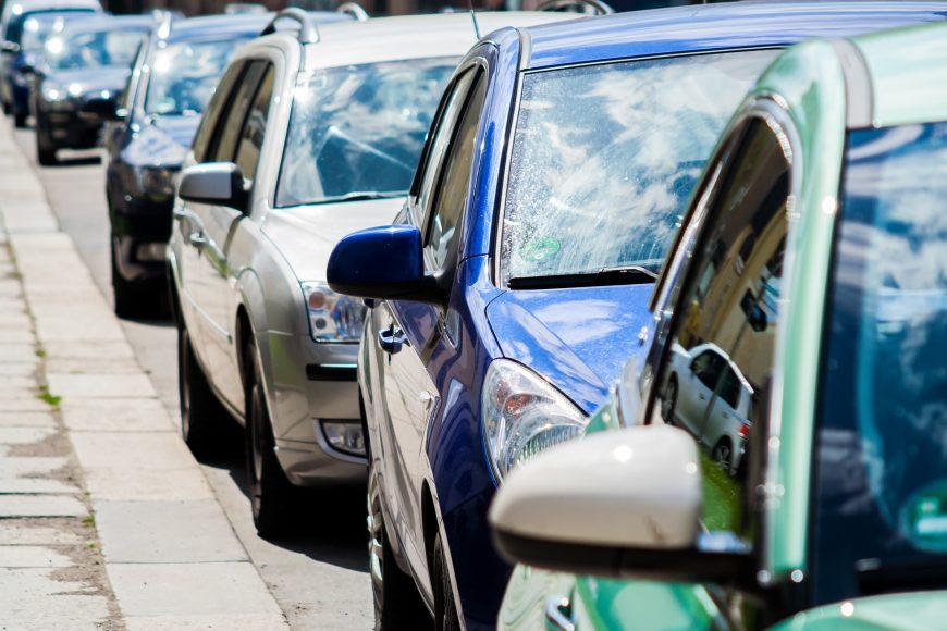 What to do in the carpool line