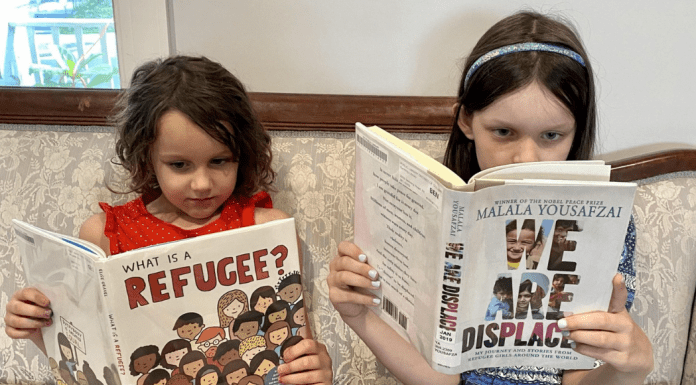 books about refugees